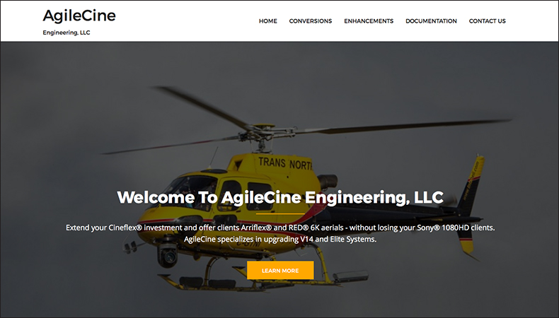 AgileCine_website