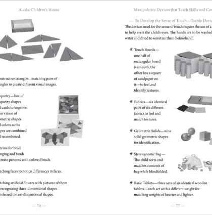 Interior Page Design