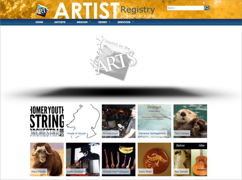 artist-registry
